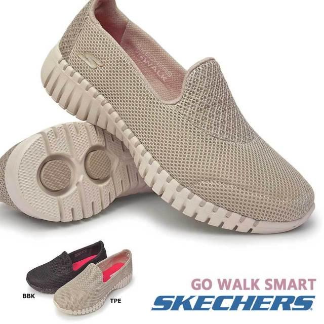 スケッチャーズ スニーカー レディース 16700 ゴーウォーク スマート スリッポン ウォーキング パフォーマンス SKECHERS PERFORMANCE GO Walk Smart