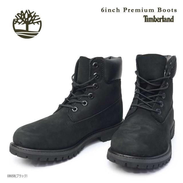 ティンバーランド レディース 6インチ プレミアム ブーツ 防水 ストリート アウトドア 定番 ペア お揃い Timberland 6inch Premium boots 08658