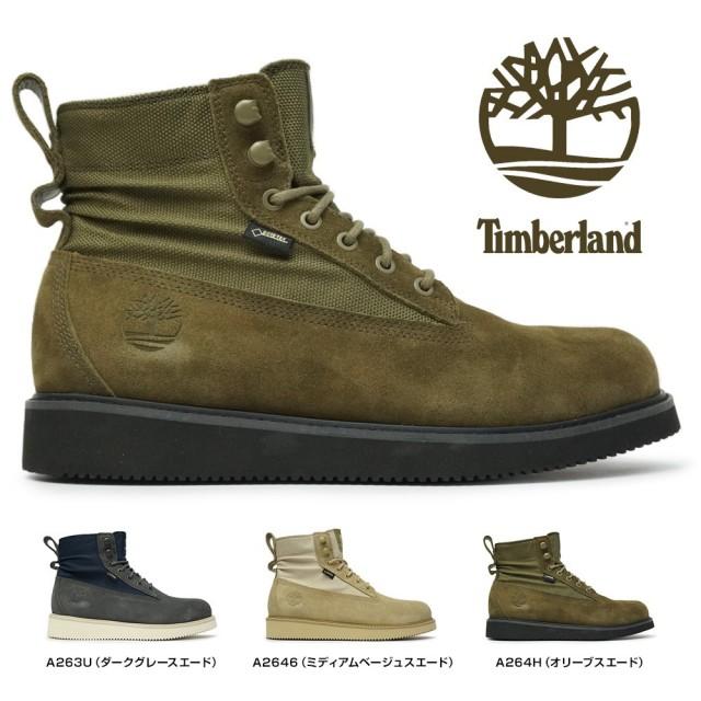 ティンバーランド 防水 メンズ ブーツ 6インチ プレミアム ビブラム ウォータープルーフ ゴアテックス Timberland 6IN PREMIUM VIBRAM