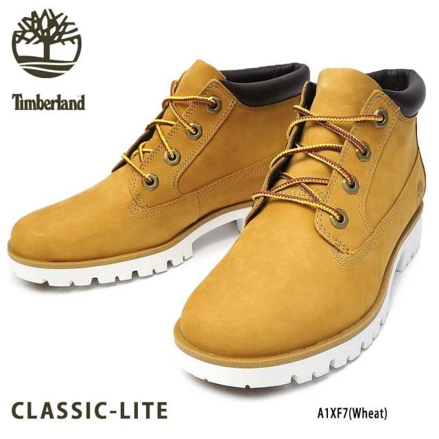ティンバーランドブーツ ブーツ クラシック ライト レディース ワークブーツ イエロー 軽量 Timberland CLASSIC LITE A1XF7