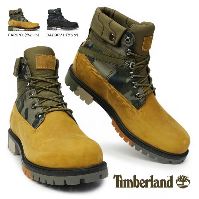 ティンバーランド 防水 ヘリテージ EK+ 6インチ ウォータープルーフ ブーツ 正規品 メンズ 本革 Timberland Heritage EK+ 6inch Waterproof Boots
