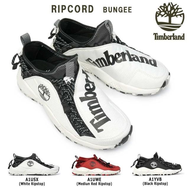 ティンバーランド 靴 メンズ スニーカー リップコード バンジー アウトドア ローカット スリッポン Timberland RIPCORD Bungee