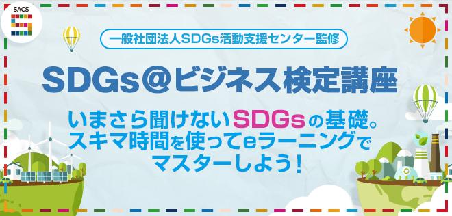 SDGs@ビジネス検定講座【25736_186】
