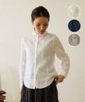 YARRA リネンベーシックシャツ