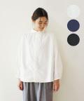 nachukara コットンフランネル2WAYシャツ