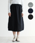 NARUエターミンツイードバルーンスカート