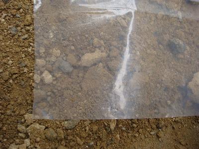 土間用防湿フイルム  送料無料!(0.1mm【実】厚×2000mm幅×50m巻 10本/1セット)※お急ぎの場合、在庫をお問い合わせください。