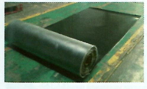 ゴムシートNB603 送料無料 (4mm×1000mm×10m 1本)