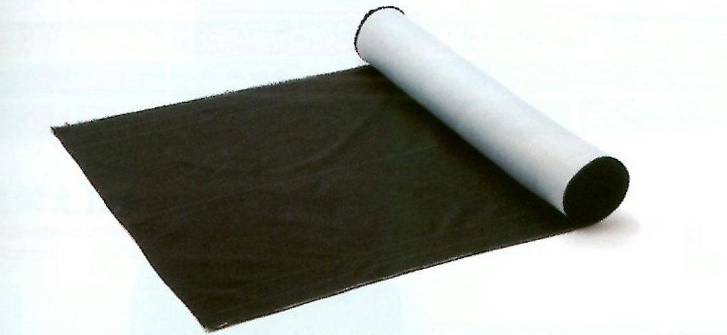 グラスガードKWS-100-50BR 黒×茶 送料無料 (1000mm×50m 1巻)