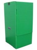 ハンガーボックス(樹脂製) 送料無料!(480mm×510mm×1000mm 10枚/セット)