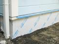 コンクリート保水テープ 送料無料!(0.11mm厚×400mm幅×50m巻 4本/セット)