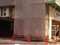 塗装飛散防止ネット国産品(4色有り) 送料無料!(1.8m×3.4m 75枚/セット)