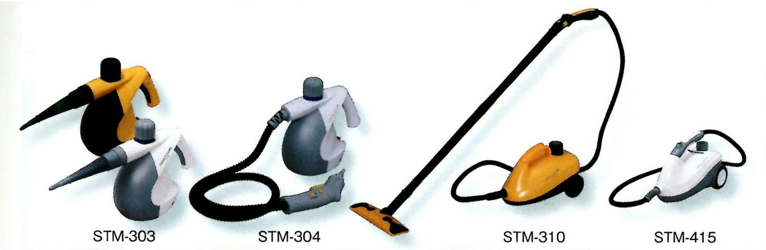 スチームクリーナーキャニスタータイプ STM-415 送料無料! (420mm×320mm×260mm 1セット)