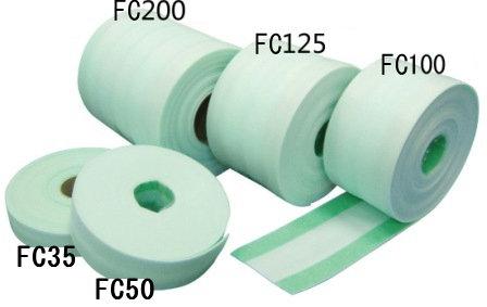枠造FC100 送料無料! (2mm厚×100mm巾×10m巻 12巻/セット)