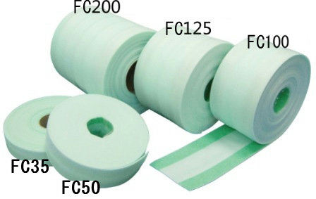 枠造FC125 送料無料! (2mm厚×125mm巾×10m巻 12巻/セット)