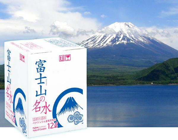富士山の名水 12L×2箱