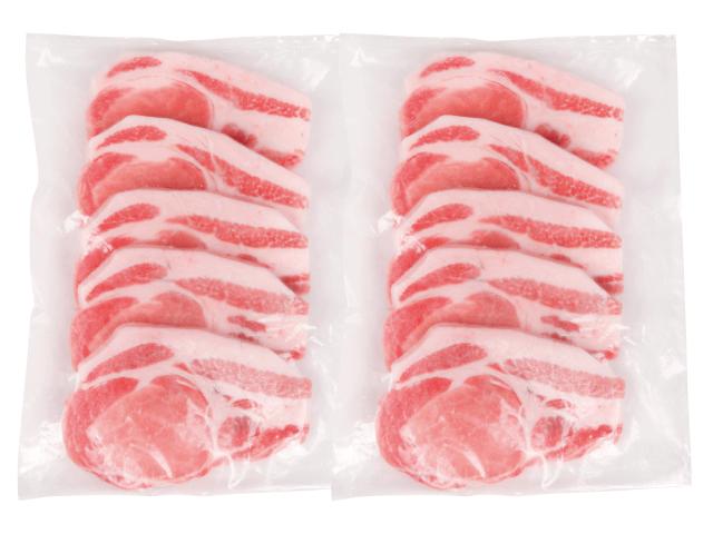 豚ロース切り身