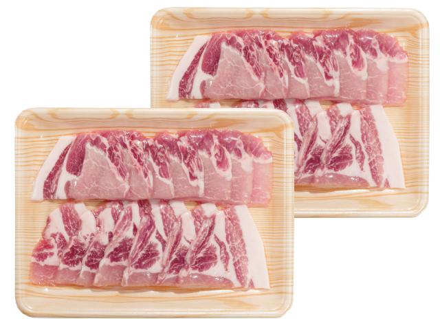 吉清 オレイン豚ロース焼肉