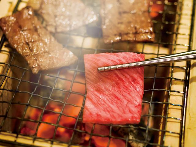 信州プレミアム牛肩ロース焼肉