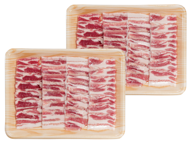 吉清 オレイン豚バラ焼肉