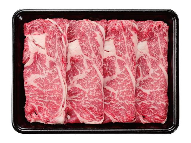 吉清 アルプス牛ロースすき焼