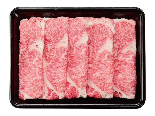吉清 プレミアム牛ロースすき焼
