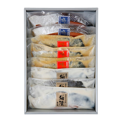鮭彩菜セットN-B3300