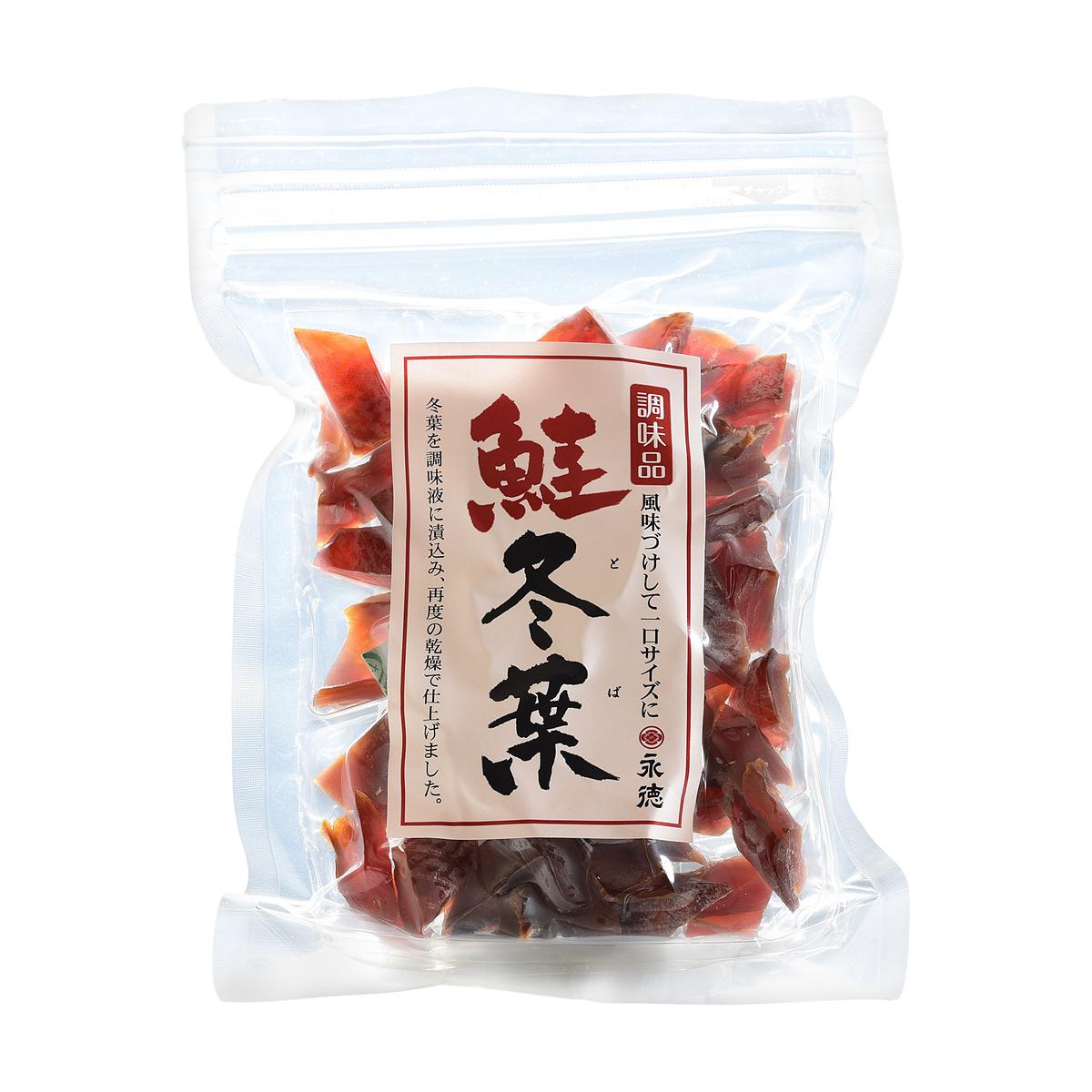 味つけ 鮭とば (鮭冬葉)  100g