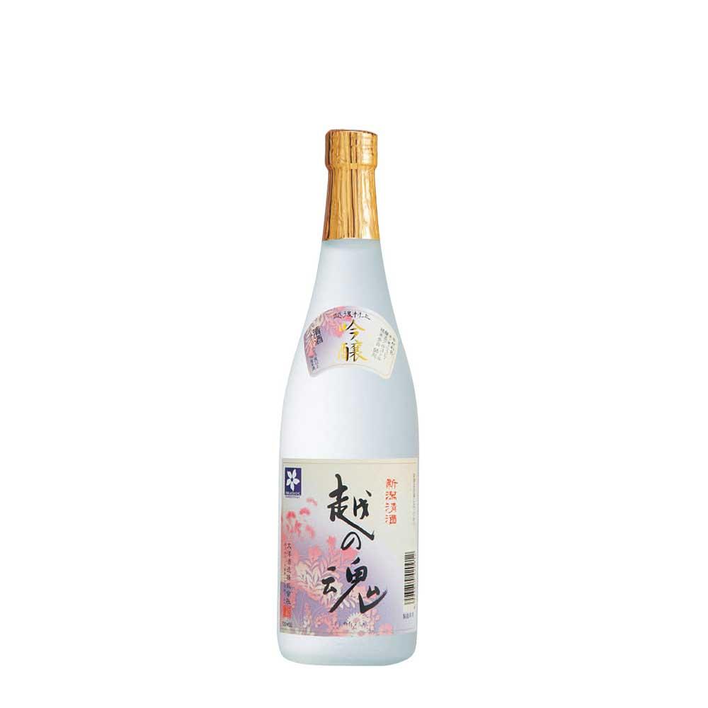 日本酒:大洋酒造 吟醸 越の魂 720ml