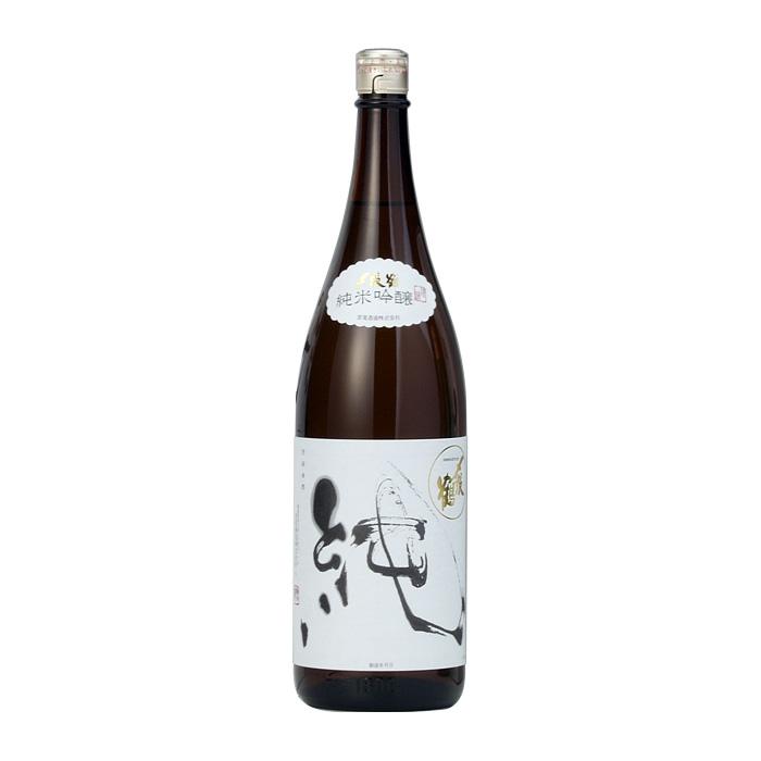 宮尾酒造 〆張鶴 純 1.8L