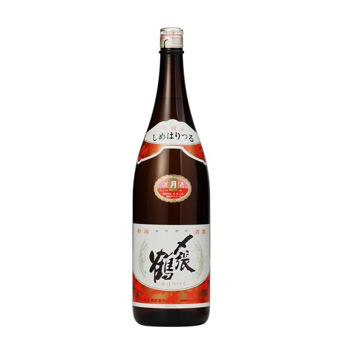 宮尾酒造 〆張鶴 月 1.8L