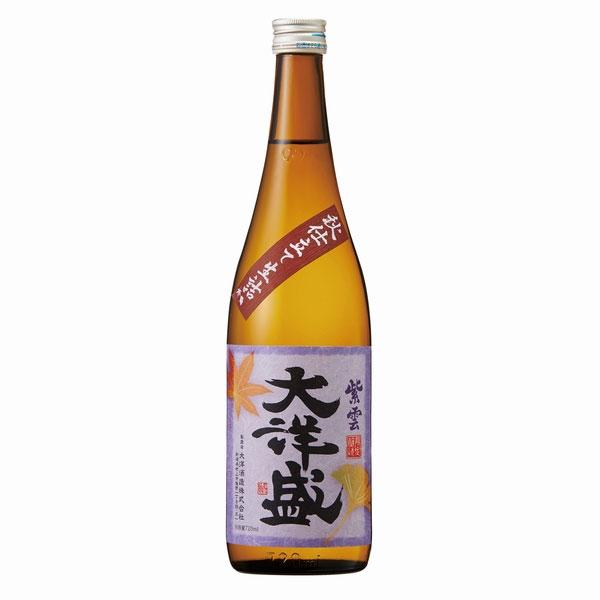 日本酒:紫雲 大洋盛 秋仕立て生詰 720ml