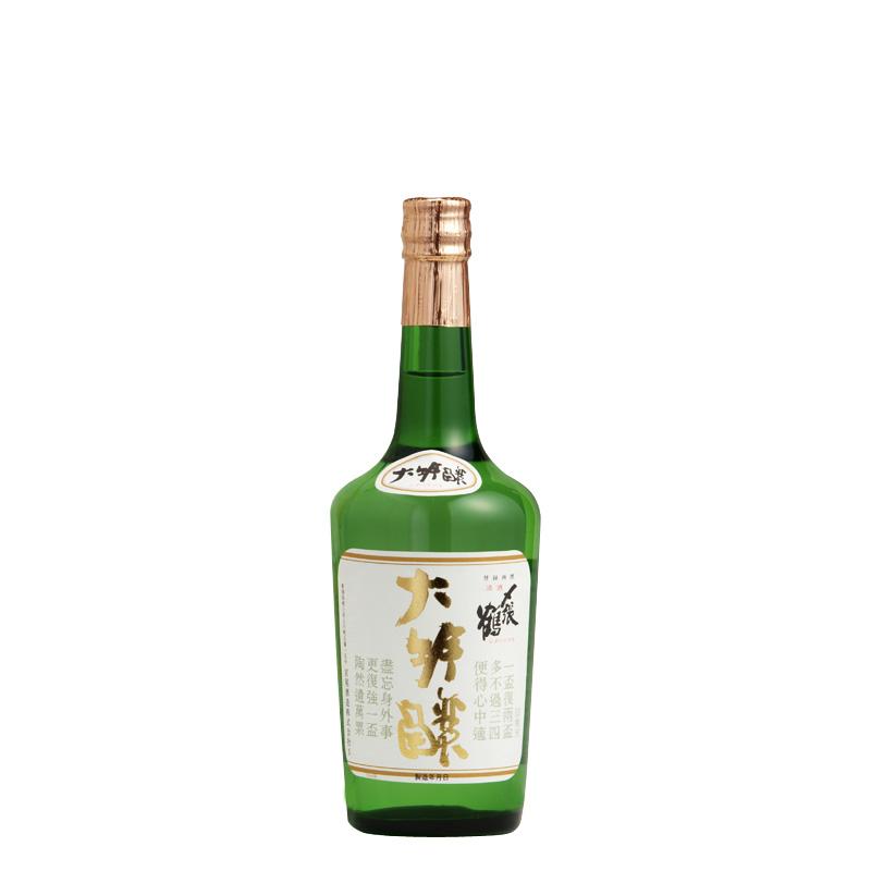 日本酒 宮尾酒造 〆張鶴 金ラベル 720ml