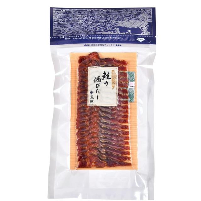 新潟 村上 鮭の酒びたし 60g