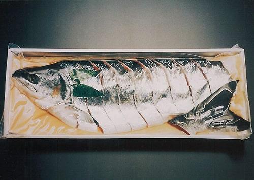 鮭姿味噌漬