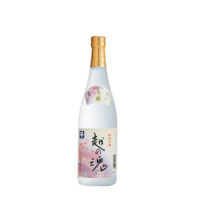 日本酒 大洋酒造 吟醸 越の魂 720ml