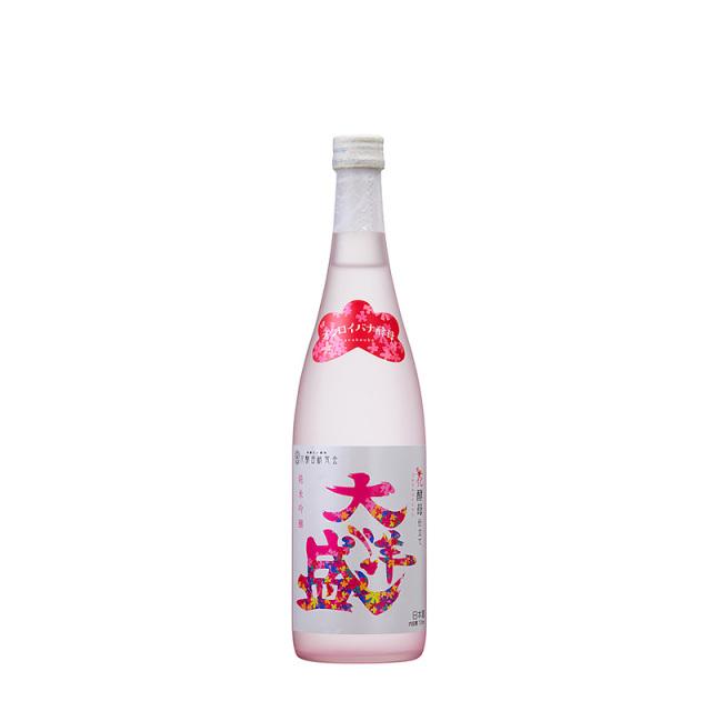 日本酒 オシロイバナ 花酵母仕立て 純米吟醸 大洋盛 720ml