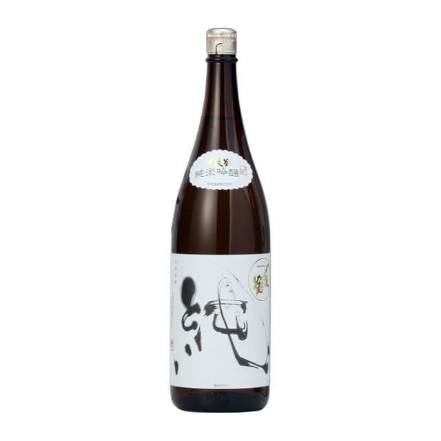 日本酒 宮尾酒造 〆張鶴 純 1.8L