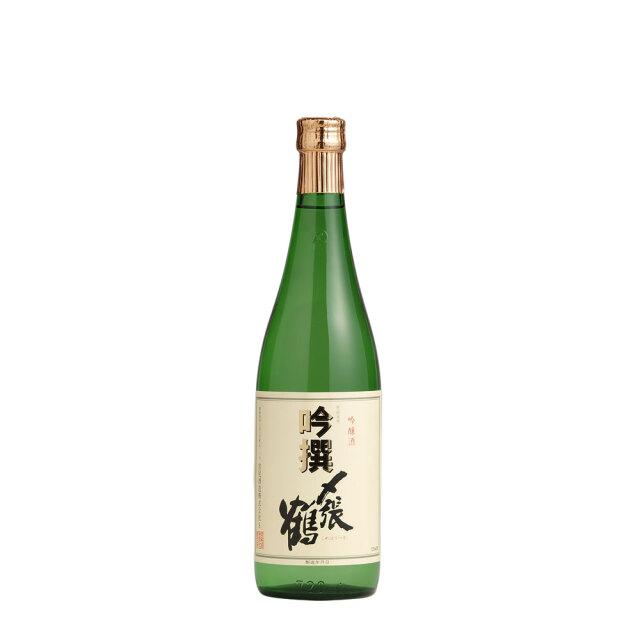 日本酒:宮尾酒造 〆張鶴 吟撰 720ml