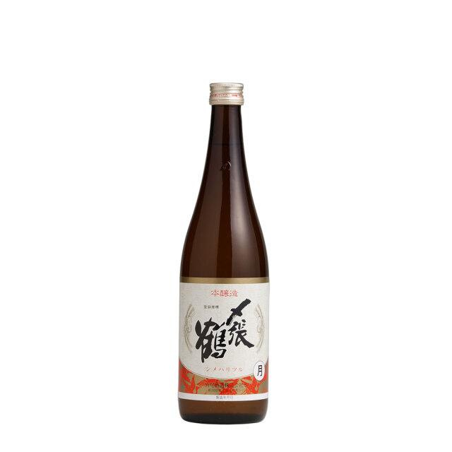 日本酒 宮尾酒造 〆張鶴 月 720ml