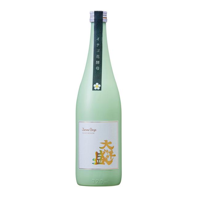 日本酒 イチゴ花酵母 純米吟醸 大洋盛 720ml Green