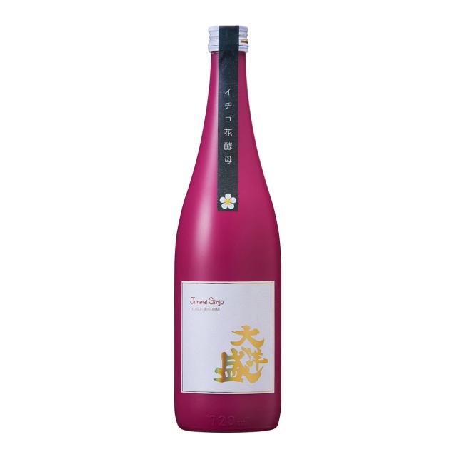 日本酒 イチゴ花酵母 純米吟醸 大洋盛 720ml Pink