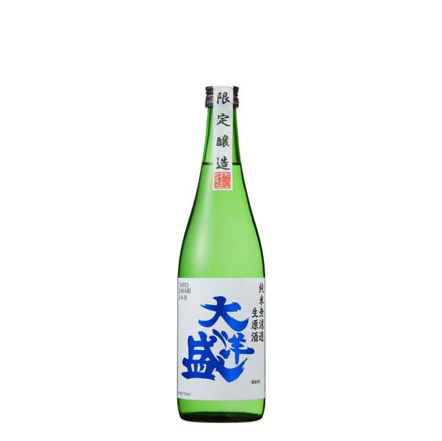 【冬季数量限定】【12月3日以降出荷予定】日本酒 大洋酒造 純米無濾過生原酒 大洋盛 720ml