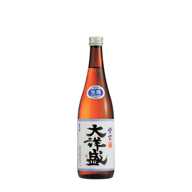 【冬季数量限定】日本酒 大洋酒造 本生 紫雲 大洋盛 720ml