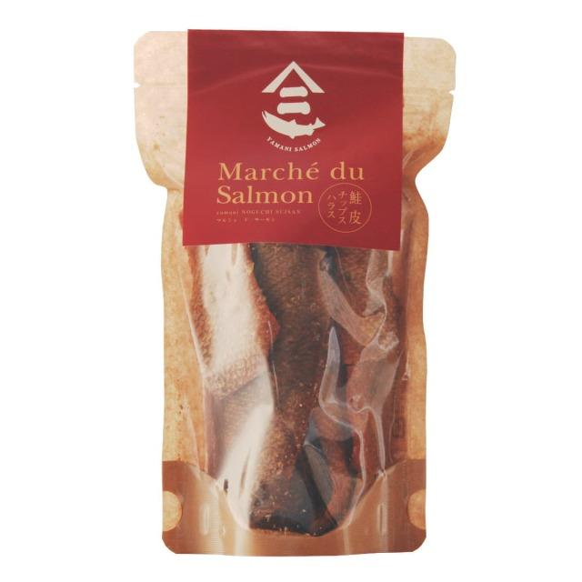 鮭皮チップスハラス