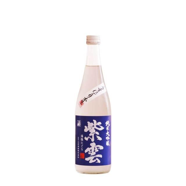 日本酒 紫雲 大洋盛 純米大吟醸 うすにごり本生 720ml