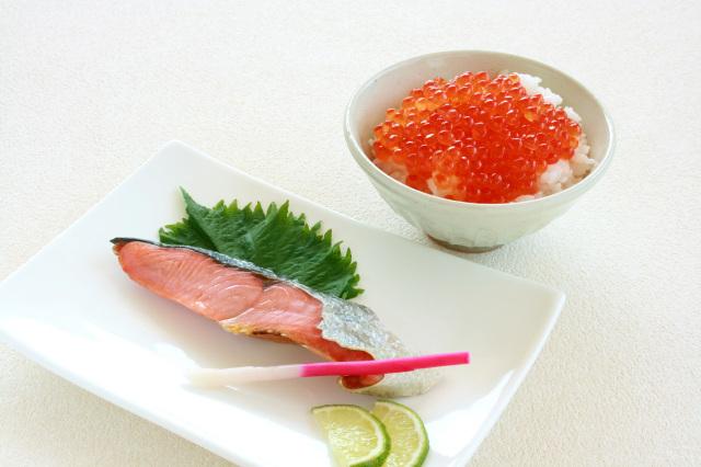 塩引鮭 塩引き鮭
