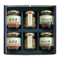 W-11:鮭茶・わかめ・焼ほぐし詰合せ-SS