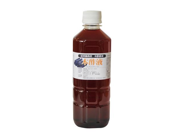 木酢液 もくさくえき (紀州備長炭)