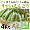 うすいえんどう(うすい豆)